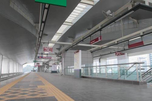 LRT STATION 8, 9, 11 & 12